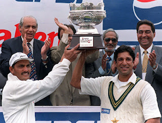Pakistan tour of India 2-Match Test Series 1999