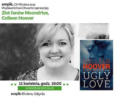 Relacja ze Zlotu fanów Moondrive z gościem specjalnym Colleen Hoover