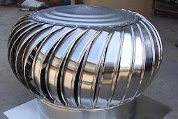 Fungsi & Kelebihan Turbin Ventilator Denko (Terbaru)