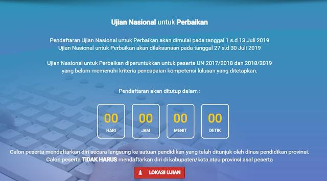 Info Penting: Pendaftaran UNP Dimulai 1 Juli 2019