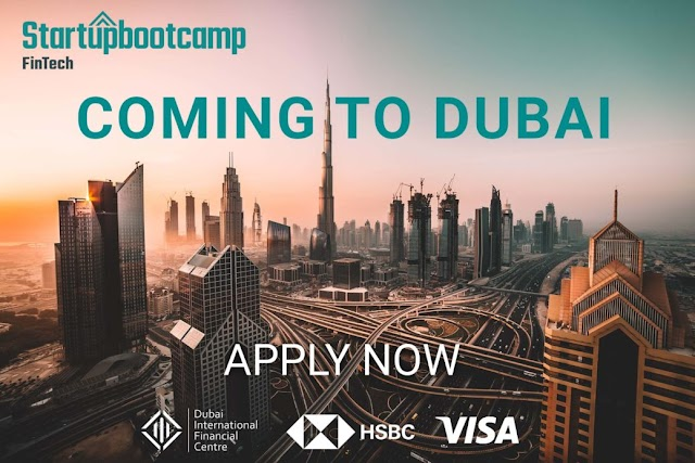Start-up bootcamp FinTech Accelerator program in Dubai