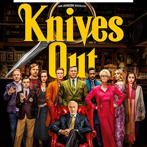 KNIVES OUT - 2019 film