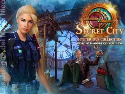 SECRET CITY: MYSTERIOUS - Vídeo guía del juego 6