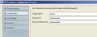 Native admin username and password dialog