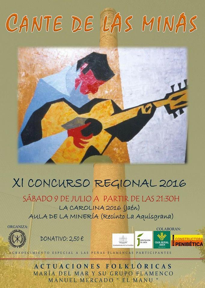 Concursos flamencos final xi concurso regional 2016 cante for Concurso de docencia 2016