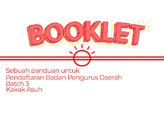 Booklet Batch 3 Kakak Asuh