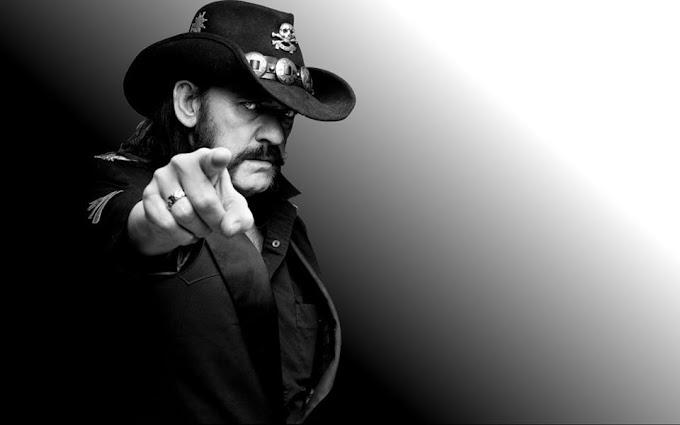 12 datos que quizás no conocías sobre Lemmy Kilmister