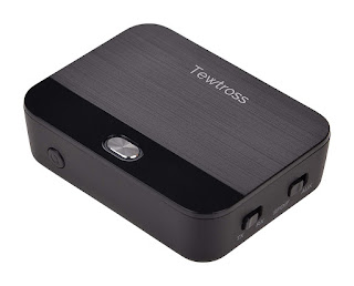 Tewtross Bluetooth Audio Transmitter and Receiver