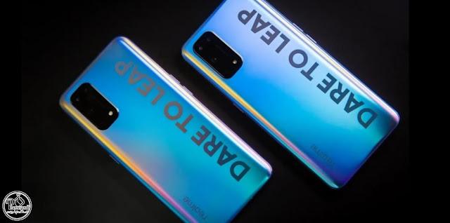تسريب مواصفات الهواتف القادمة من ريلمي Realme X7 و Realme X7 Pro