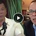 Watch: President Duterte sinupalpal si Kit Tatad dahil sa pagpapakalat ng maling balita, Burn!
