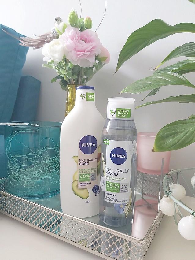 nivea naturally good pielęgnacyjne kosmetyki wegańskie