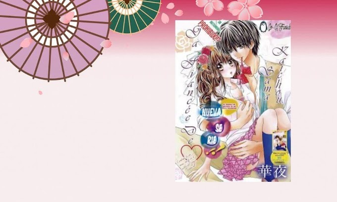 Le shojo Kaichou-sama ga fiancé de ♥, par Kayoru