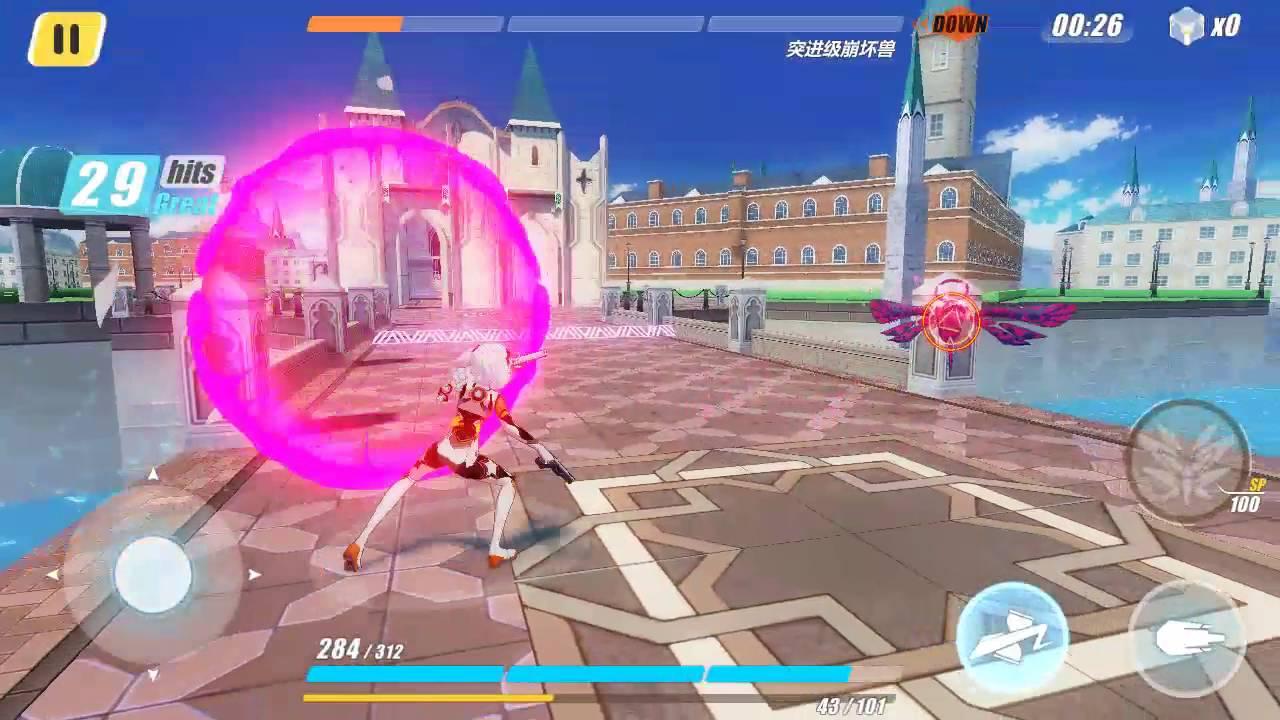 gameplay honkai impact 3