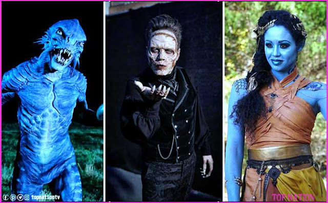 """Buffy, The Vampire Diaries, And Legacies' """"Monster Of The Week"""" Problem"""