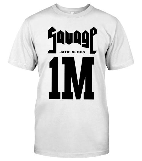 Jatie vlogs merch Hoodie Amazon merchandise T Shirt Sweatshirt Tank Top. GET IT HERE