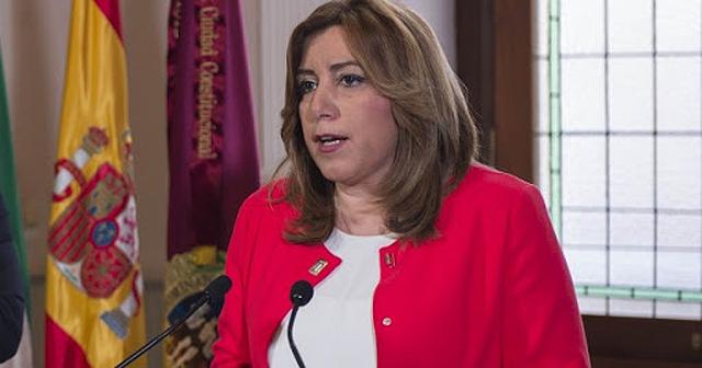 Izquierda Socialista cuestiona el liderazgo de Susana Díaz en Andalucía