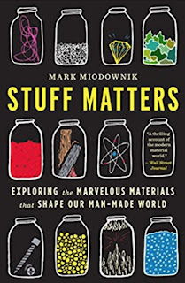 Stuff Matters: Exploring the Marvelous Materials That Shape Our Man-Made World by Mark Miodownik book review