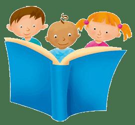 Selección de libros para niños de 0 a 7 años