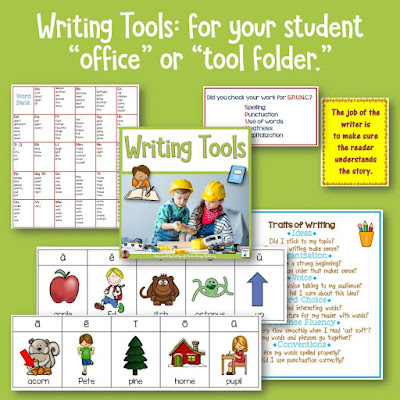 ools for Learning! Here are several tools for children to learn to help them with the learning process. Plus, there's a freebie sample