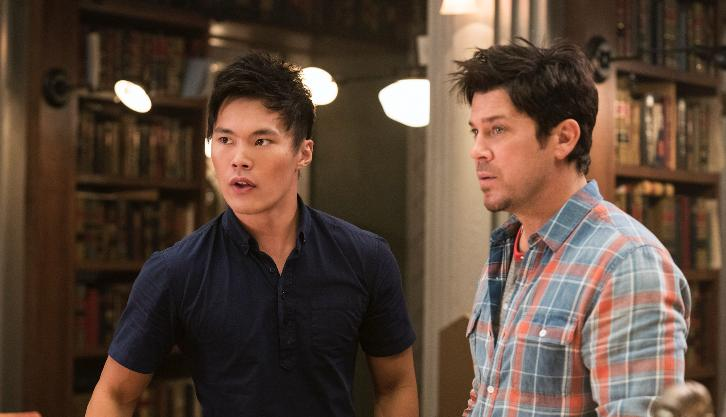 The Librarians - Episode 4.09 - And The Town Called Feud - Promo, Sneak Peek, Promotional Photos & Press Release
