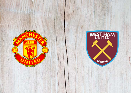 Manchester United vs West Ham United -Highlights 22 July 2020