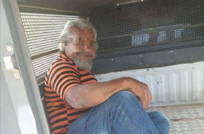 Acusado de estupro de vulnerável em Ourolândia é preso pela PM em Jacobina
