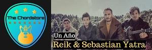 Reik - Un Año Guitar Chords (Fantasia) Sebastian Yatra