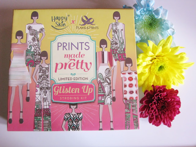 Prints Made Pretty Glisten Up! Strobing Kit | Happy Skin x Plains & Prints