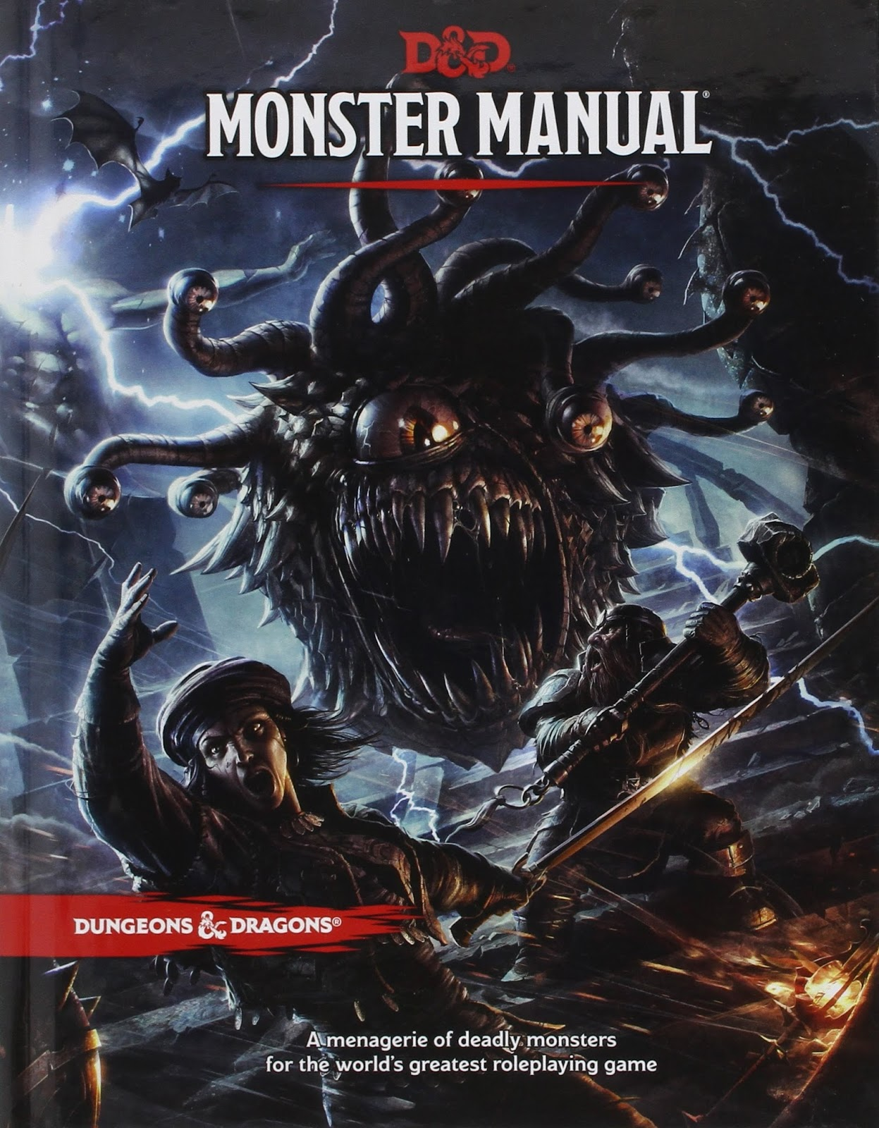 The Monster Manual