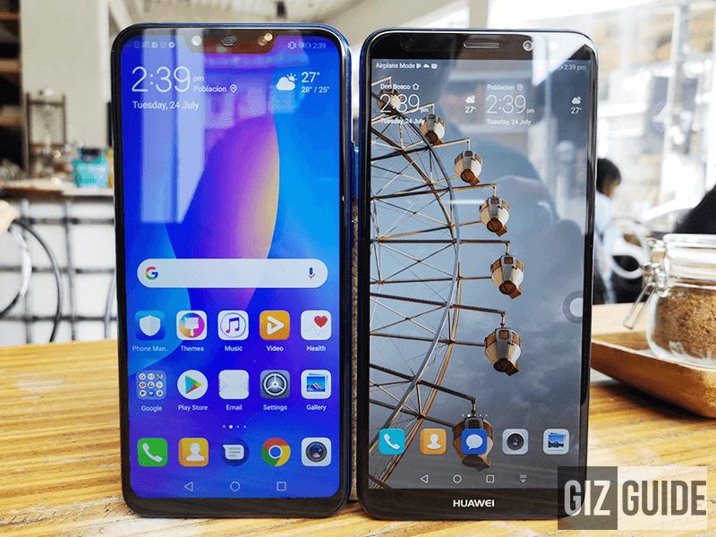 Huawei Nova 3i vs Nova 2i Specs Comparison, Is it worth the upgrade?
