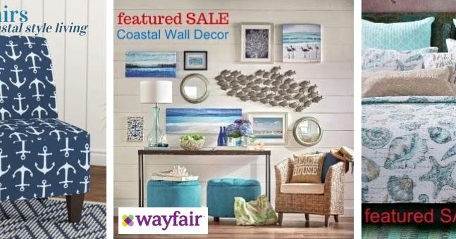 The Coastal Sales Aisle Coastal Decor Ideas And Interior