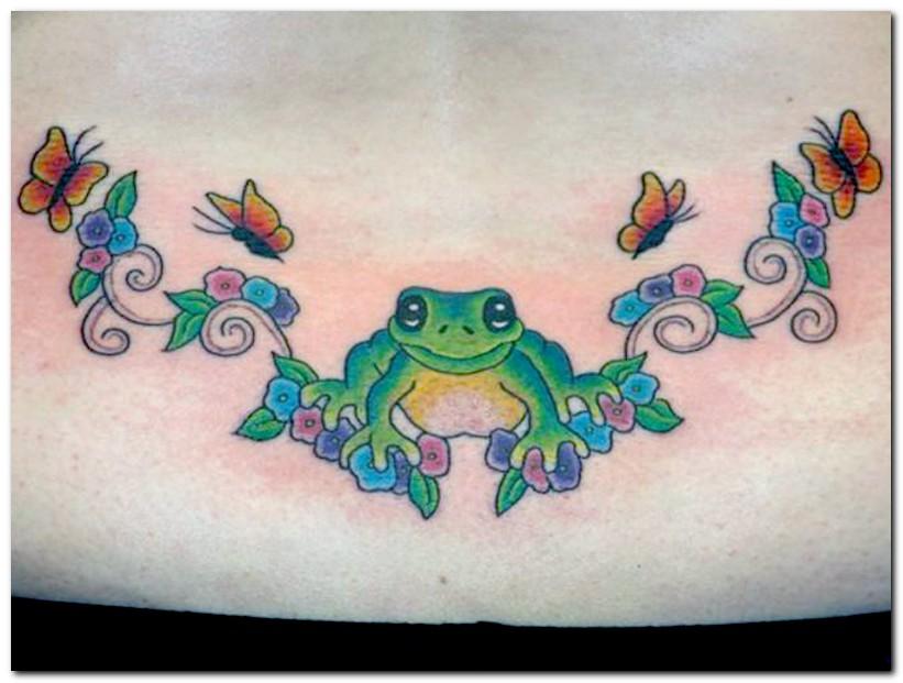 Frog Tattoo Ideas: Tattoos Spot: Tree Frog Tattoos
