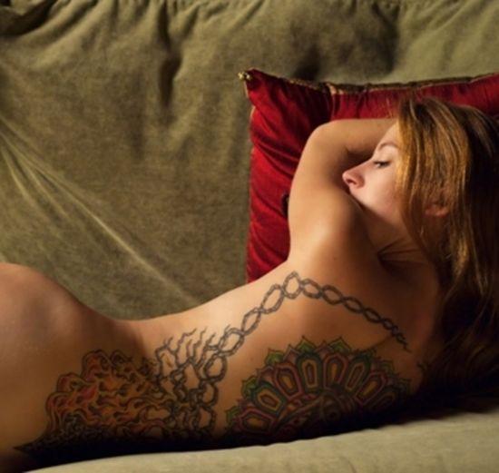 Tattoo designs crazy cool