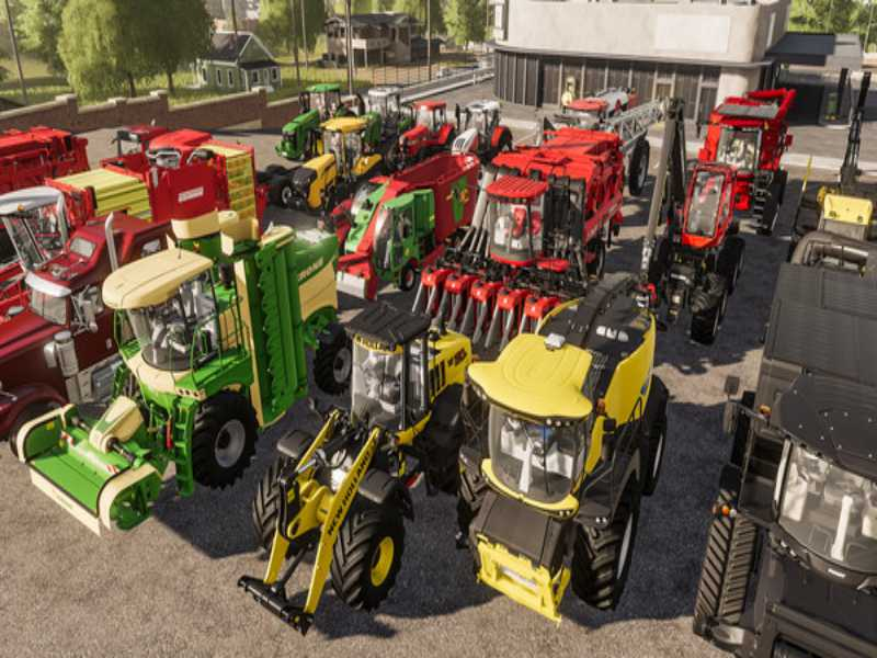 Download Farming Simulator 19 Game Setup Exe