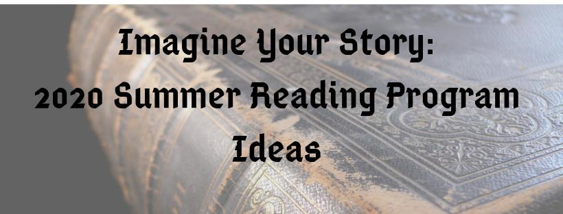 Summer Reading List 2020.Summer Reading Program 2020 Ideas