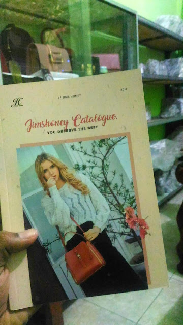 Katalog Jimshoney Terbaru
