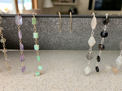 How to make jewelry earring displays