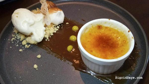 Anne Bistro - Bacolod restaurant - Bacolod desserts