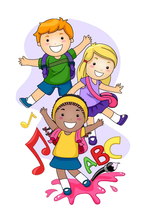 Child Pre-school Illustration, Way to school children, animated children illustration, friendship, school Supplies png free download by: pngkh.com