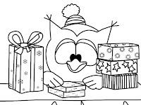 דפי צביעה מתנות