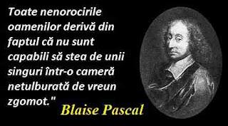 Maxima zilei: 19 iunie - Blaise Pascal