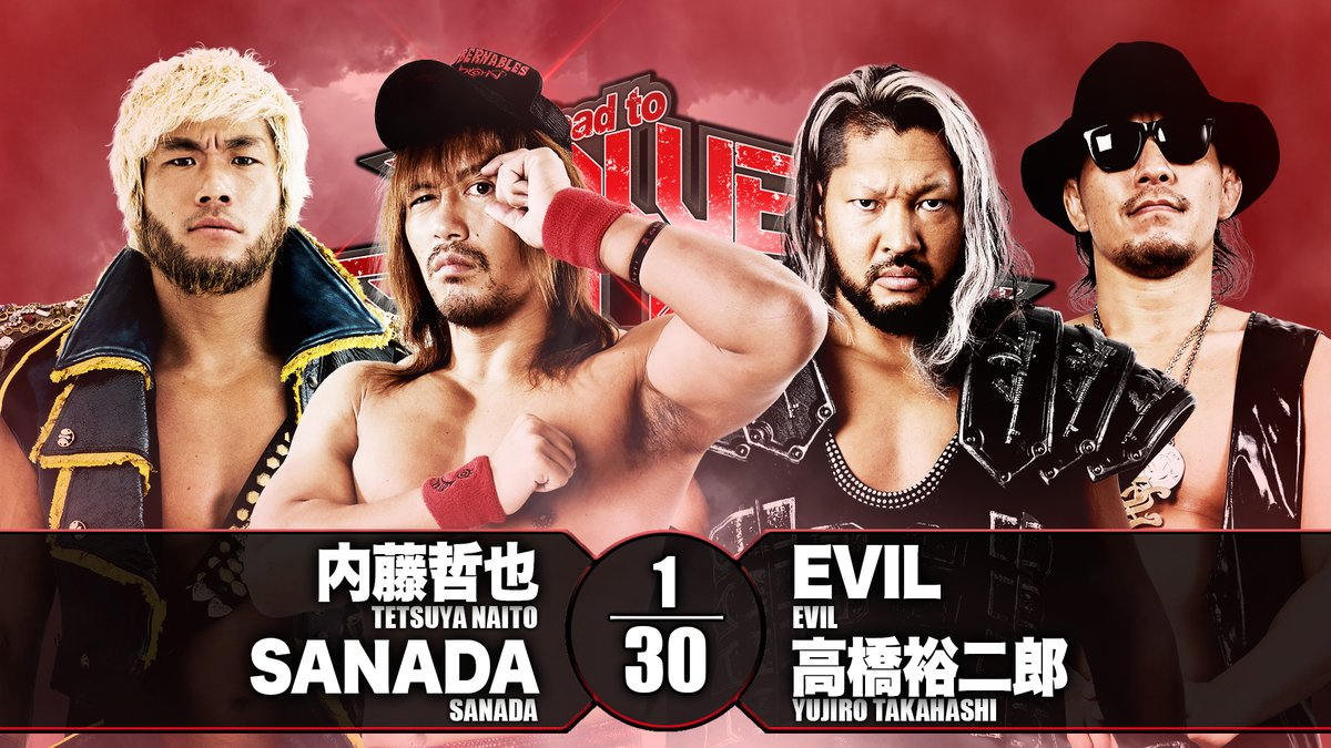 Cobertura: NJPW Road To Power Struggle – Day 9 – Questão de tempo!