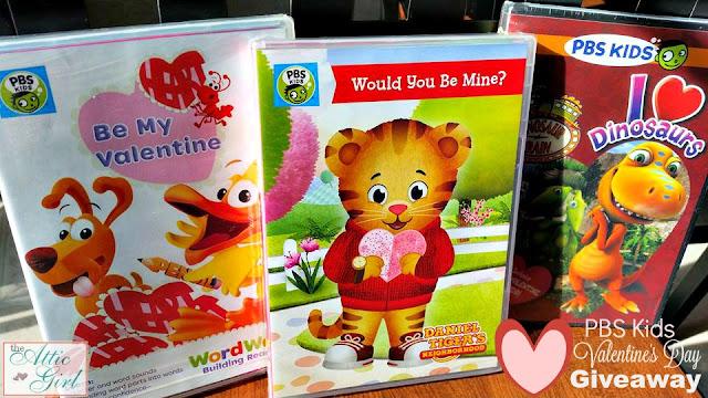 PBS Kids Valentines Day DVD\'s & Printable Valentines Plus #Giveaway ...