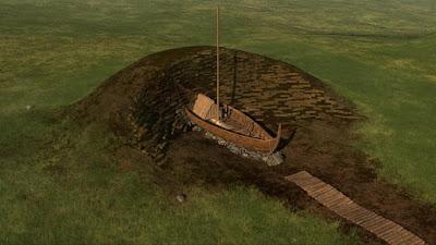 Γεωραντάρ εντόπισε πλοίο των Βίκινγκ θαμμένο σε ανάχωμα στη Νορβηγία