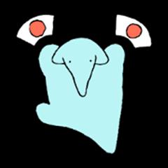 Towel Elephant Nukunuku