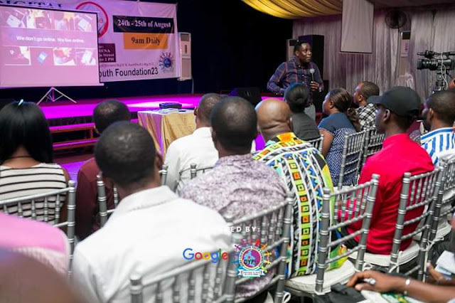 """Port Harcourt Free Digital Skills Acquisition Programme"" 2018 @The Arena 30, Tombia street GRA Phase 2 Port Harcourt Nigeria"