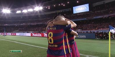 FIFA Club WC Final : Barcelona 3 vs 0 River Plate 20-12-2015