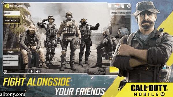تحميل لعبة كول أوف ديوتي Call of Duty للآيفون والأندرويد