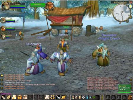 Imagen del juego World of Warcraft (2004)