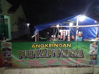 Milenial  Baru Ansor Banser Buka Angkringan Nusantara
